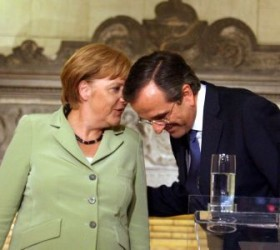 Samaras-Merkel