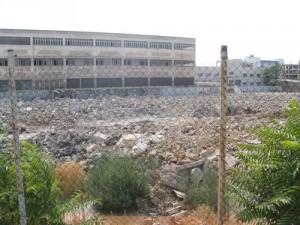 Στα συντρίμμια της Κλωστοϋφαντουργίας Μουζάκη, διπλα στο αρχαιολογικό πάρκο της Ακαδημίας Πλάτωνος, η Αrtume σχεδιάζει να χτίσει γιγάντιο Μall 53.000 τ.μ.