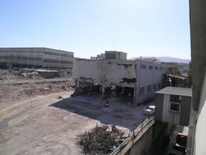 Το βιομχανικό συγκρότημα της Κλωστοϋφαντουργίας Μουζάκη κατεδαφίστηκε το 2011 με φαστ-τρακ διαδικασίες, παρά τα κελεύσματα φορέων να χαρακτηριστεί διατηρητέο.