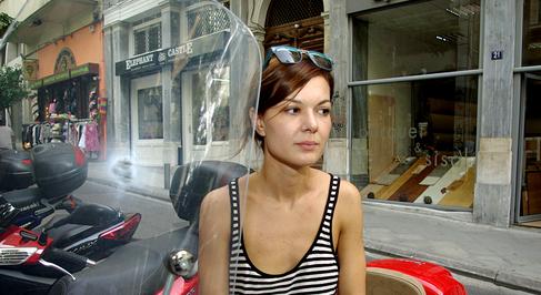 Μαρία - 26 ετών. Εκανε αίτηση για voucher φέτος και περσι