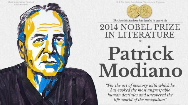 Modiano-Patrick-Nobel