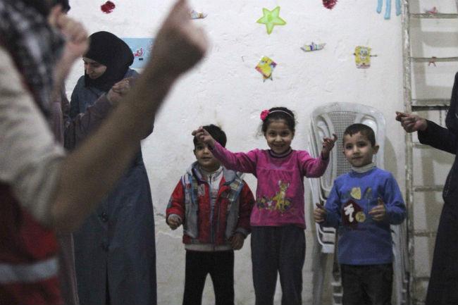Syria-paidia