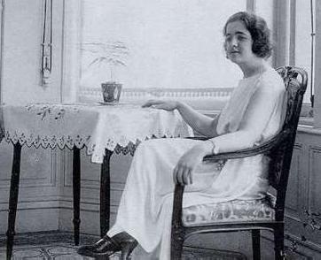 Η Λατιφέ Χανούμ το 1923