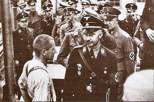 Ο ιδρυτής των στρατοπέδων συγκέντρωσης. Χάινριχ Χίμλερ