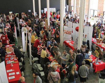 Περισσότεροι από 17.000 επισκέπτες είχε η FESC 2014, Έκθεση Αλληλέγγυας Οικονομίας της Καταλονίας