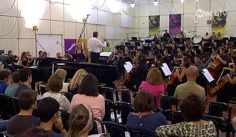 Η ΝΕΡΙΤ γιόρτασε τα 60 χρόνια του Τρίτου Προγράμματος στις 19 Σεπτέμβρη. Η Εθνική Συμφωνική Ορχήστρα ερμήνευσε ζωντανά στο studio C